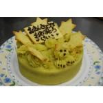 お芋のデコレーションケーキ 15センチ 5号