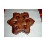 金柑のチョコレートケーキ