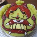 キャラクターケーキ 妖怪ウオッチ ジバニャン